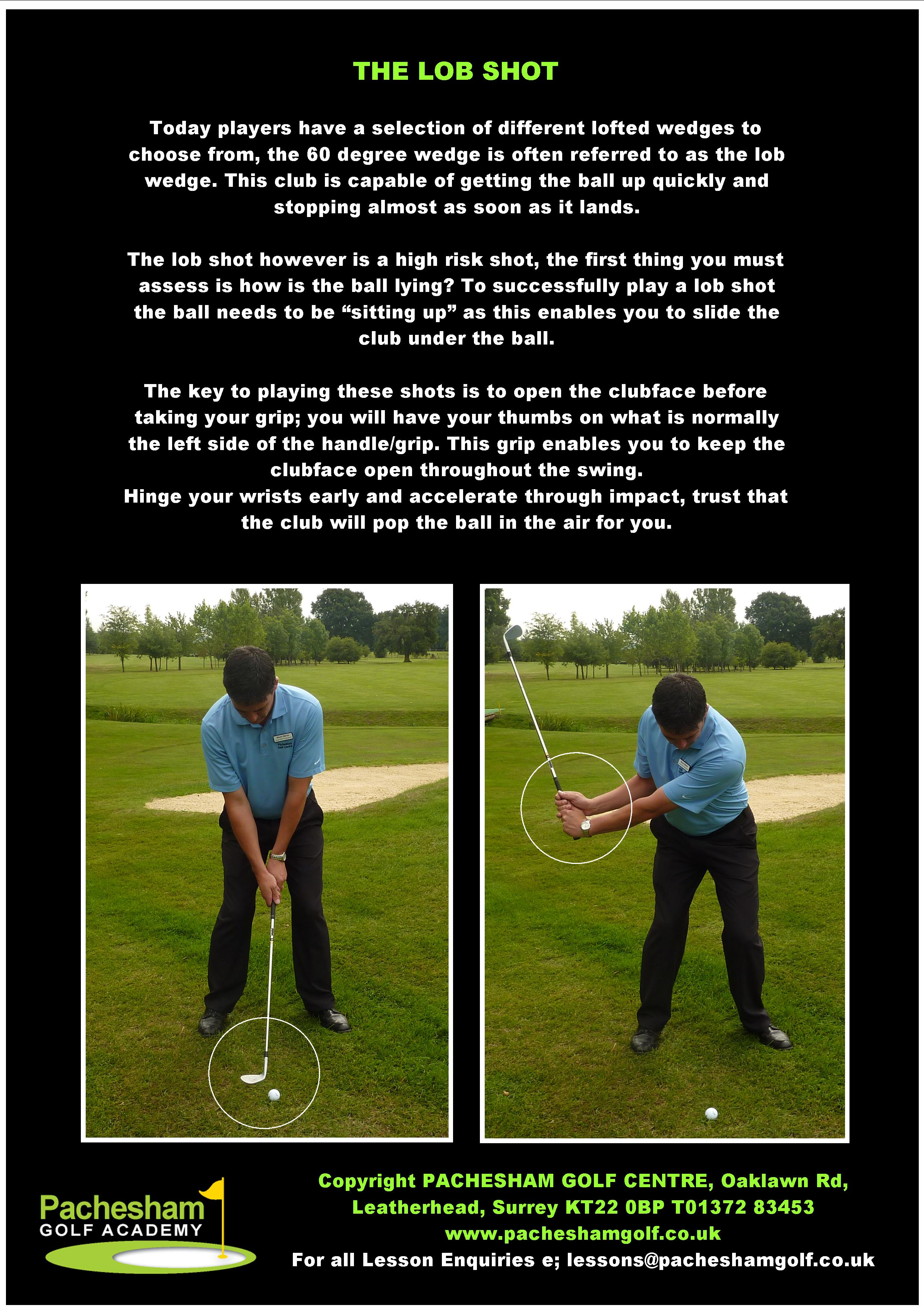 Try this short game tip